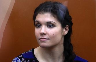 Varvara Karaulova (Alexandra Ivanova after full name change)