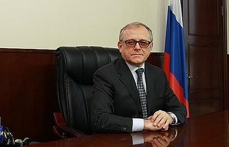 Russia's ambassador to North Korea, Alexander Matsegora