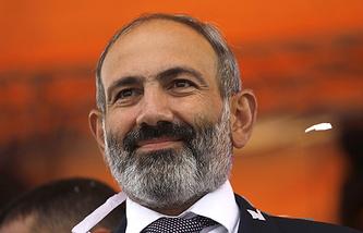 Armenian Prime Minister Nikol Pashinyan