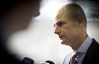 Dutch Foreign Minister Stef Blok