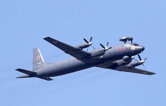 Il-38 anti-submarine aircraft