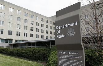 The Building Of The State Department