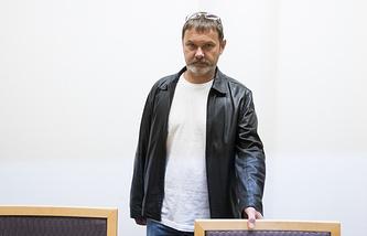 Mikhail Bochkaryov