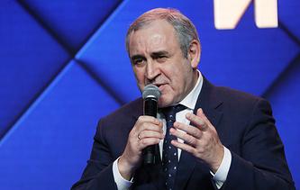 Deputy Chairman of the Russian State Duma Sergei Neverov