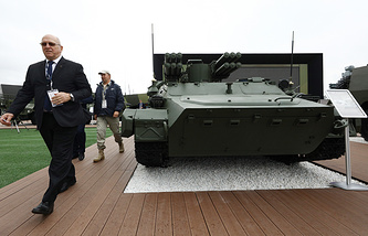 Sosna air defense missile system
