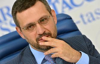 Chairman of the Russian Orthodox Church's information department Vladimir Legoida