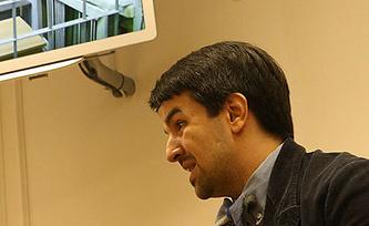 Адвокат Мурад Мусаев. Фото ИТАР-ТАСС/ Артем Геодакян