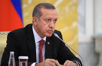 Реджеп Таийп Эрдоган