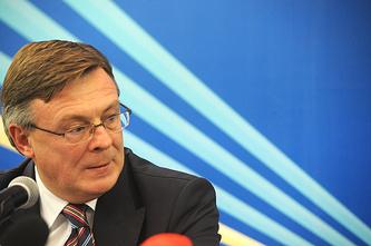 Леонид Кожара, глава МИД Украины