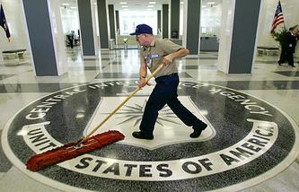 ЦРУ США