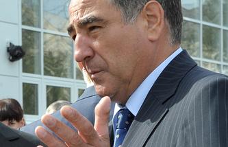Губернатор Курганской области Олег Богомолов
