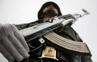 Солдат Народной Освободительной Армии Китая