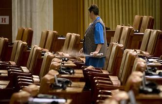 Парламент Румынии