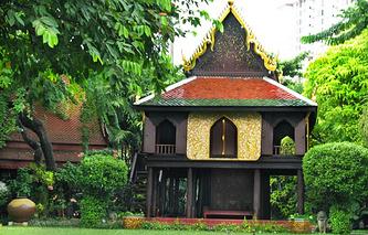 Дворец Суан Паккад