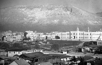 Дамаск, 1938