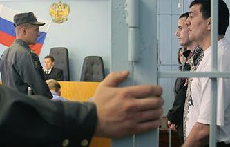 Во время суда над тремя активистами международной экстремистской организации «Хизб ут-Тахрир аль-Ислами» (партии исламского освобождения) в Нижнем Новгороде в 2005 году