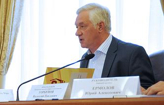 Председатель Мосгоризбиркома Валентин Горбунов