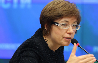 Первый заместитель председателя Банка России Ксения Юдаева