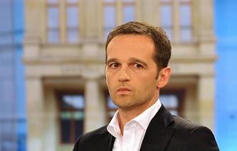 министр юстиции Германии Хайко Маас.