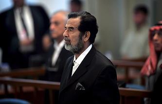 Саддам Хусейн. 2006 год