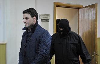 Борис Колесников в Басманном суде