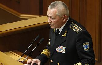 Назначенный и.о. главы минобороны Украины Игорь Тенюх