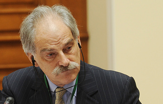 Бывший первый заместитель директора-распорядителя МВФ Джон Липски