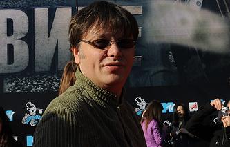 Режиссер Валерий Тодоровский