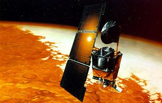 Орбита Марса