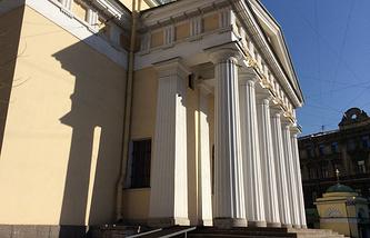 Музей Арктики и Антарктики в Петербурге