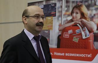 """Президент банка """"ВТБ 24"""" Михаил Задорнов"""