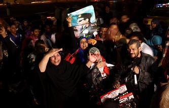 Демонстрация в поддержку ас-Сиси