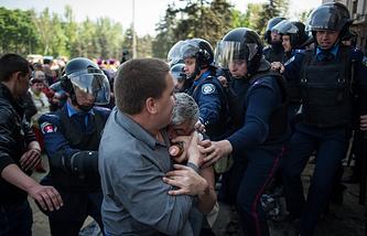 В Одессе 2 мая