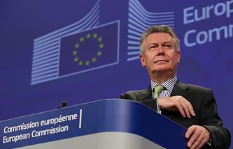 Еврокомиссар по торговле Карел Де Гюхт