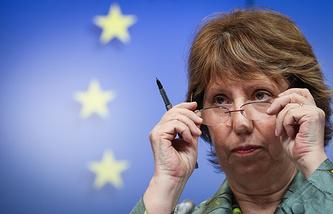 Верховный представитель ЕС Кэтрин Эштон