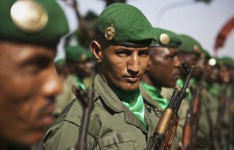 Малийские военные