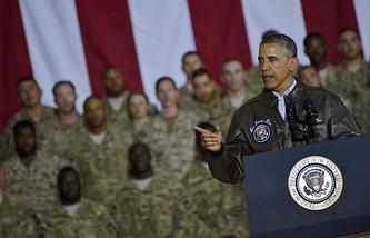 Барак Обама. Афганистан, 25 мая 2014