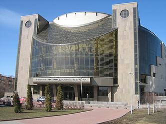 Санкт-Петербургский государственный музыкально-драматический театр «Буфф»