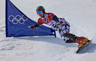 Двукратный олимпийский чемпион Вик Вайлд