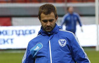Дмитрий Сычев