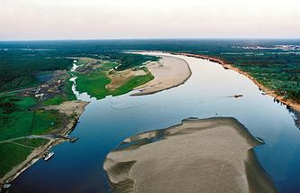 Республика Коми. Река Печора