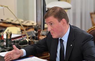 Врио губернатора Псковской области АндрейТурчак