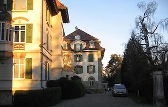 Швейцарский международный колледж Brillantmont