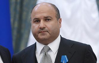 Георгий Беджамов
