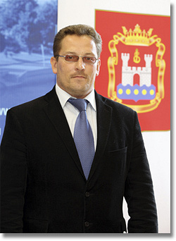 Министр-руководитель (директор) Агентства по спорту Калининградской области Олег Косенков