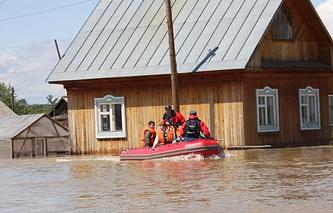 Июнь 2014 года. Алтайский край