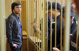 "Марат Мусаев, обвинямый в убийстве болельщика ""Зенита"" Евгения ""Мареша"" Дмитриева"