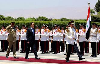 Инаугурация Асада