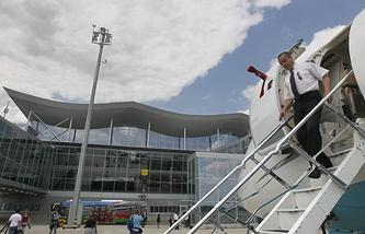 Аэропорт Борисполь, Украина