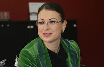 Председатель городского  комитета по туризму Инна Шалыто